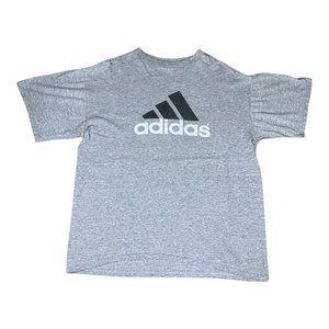 Adidas Vintage T-Shirt in Grey